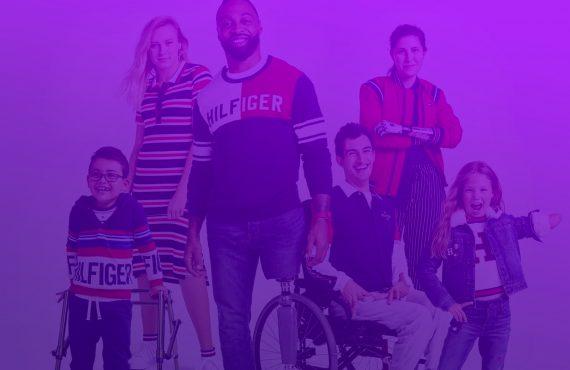 46eb4d2fc Tommy Hilfiger crea una línea de ropa adaptada para personas con  discapacidad